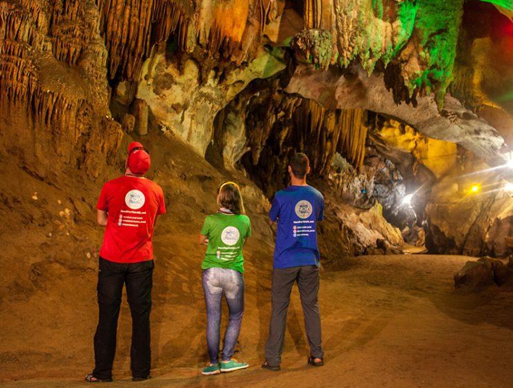 Пещера Chiang Dao