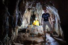 Будда в пещере Tam Goo Gcaw