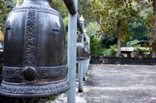 Буддийские молитвенные колокола