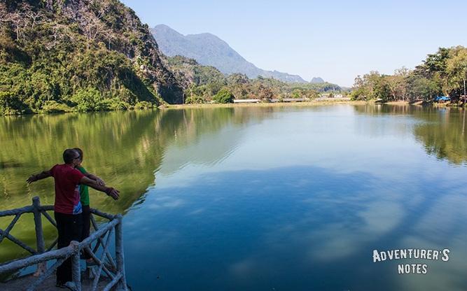 Озеро Ang Kep Nam Tham