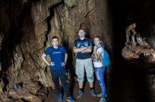 Зал в пещере Tam Goo Gcaw