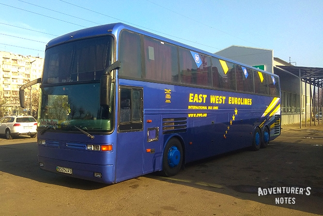 Автобус East West Eurolines
