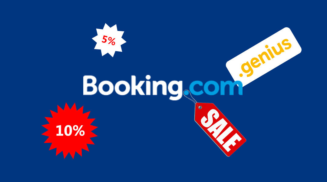 TOP 5 tips to save on accommodations with booking.com