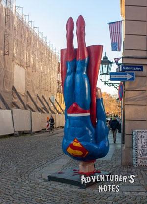 Супермен, Дрезден