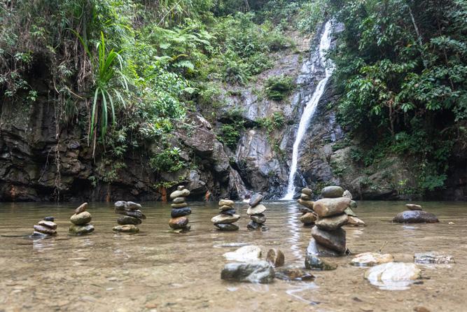 Pamuayan Waterfalls