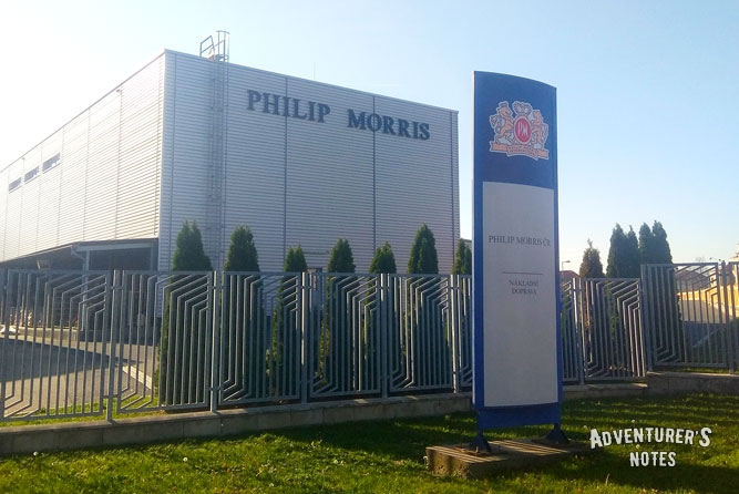 Philip Morris Factory