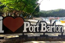 I love Port Barton