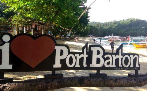 I love Port Barton