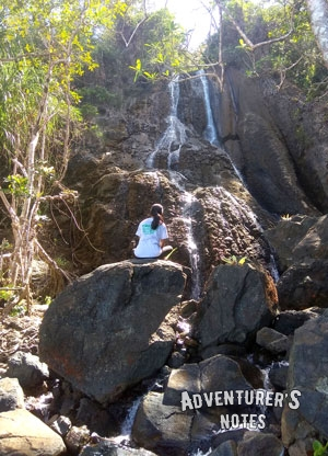 Водопад Pyamaluguan Sabang
