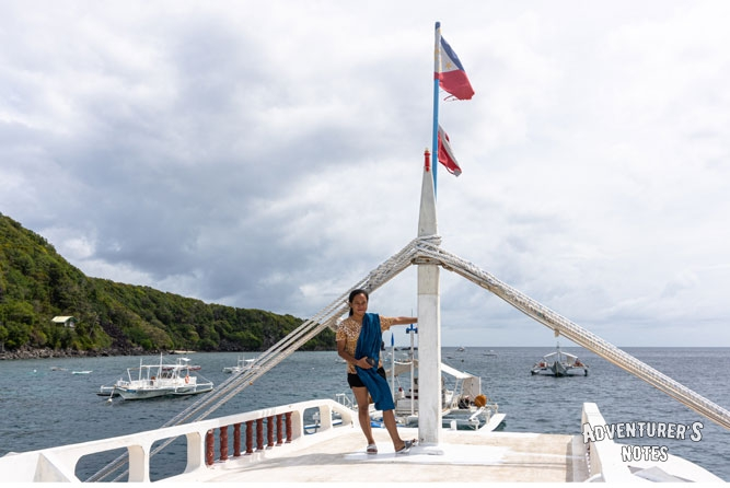 Тур на остров Апо