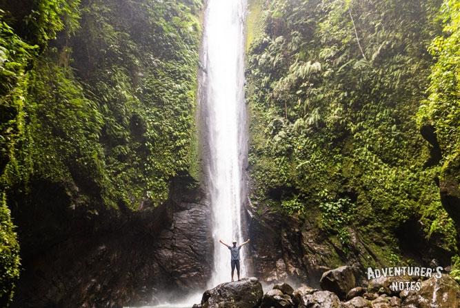 Водопад Casaroro