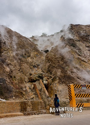 Mag-Aso Volcanic Steam Spring