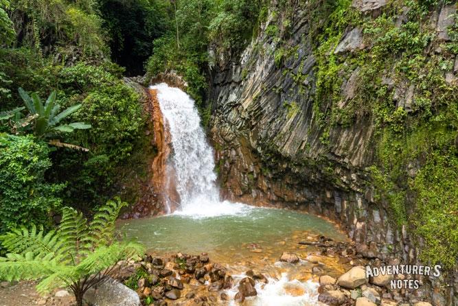 Водопад Пулангбато (Pulangbato Falls)