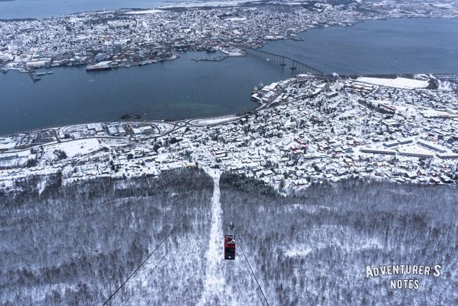 Канатная дорога Fjellheisen