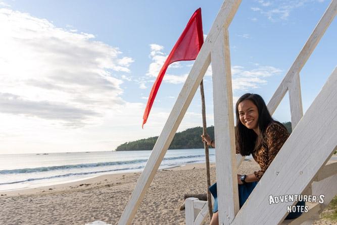 Lifeguard! :)