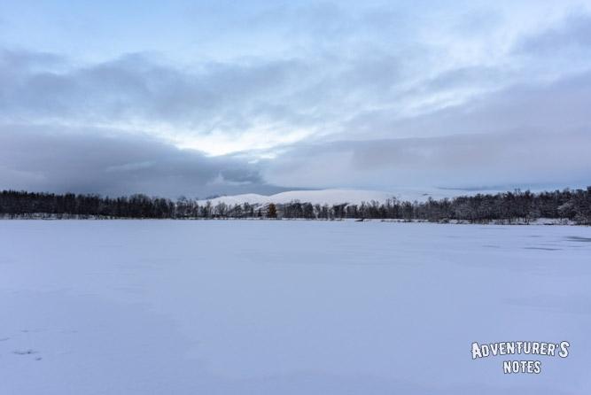 Озеро Prestvannet