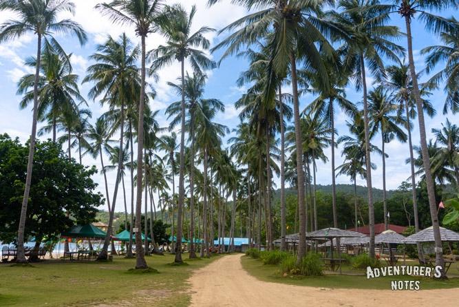 Talaudyong Beach
