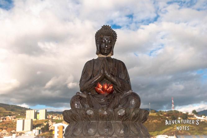 Будь спокоен, как Будда